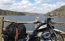 harley davidson alaska Motorcycle Luggage