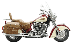 Indian Chief Roadmaster Bags