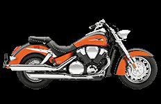 Honda VTX Motorcycle Saddlebags