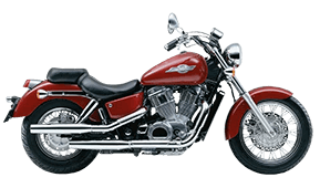 Honda Shadow Bags