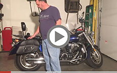 Rob's Charger Series Motorcycle Yamaha Bags Review