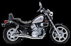 Kawasaki Vulcan 750 Saddlebags