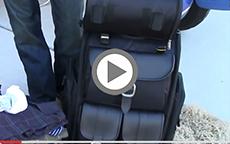 Harley Sissy Bar Bags Customer Video