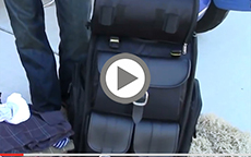 Victory Sissy Bar Bags Customer Video
