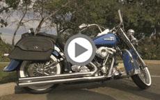 1998 Harley Davidson Softail Heritage