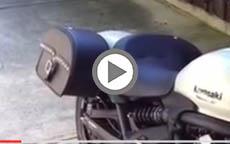 2016 Kawasaki Vulcans Abs Motorcycle Saddlebags Review
