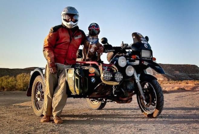 Building Your Very Own Sidecar - Viking Bags