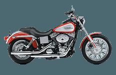 Harley Davidson Dyna Low Rider Bags