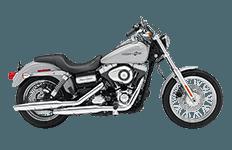 Harley Dyna Super Glide Bags