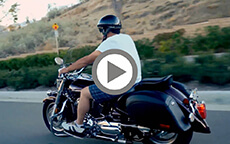 Kawasaki Vulcan saddlebags customer motorcycle saddlebag videos