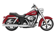 Harley Dyna Switchback Bags
