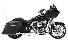 Harley Road Glide Motorcycle Saddlebags