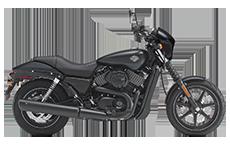 Harley-Davidson Street 750 Bags