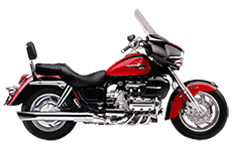 Honda 1500 Valkyrie Interstate Bags