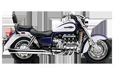 Honda 1500 Valkyrie Tourer Bags