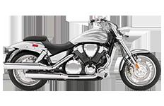 Honda VTX 1800 F Saddlebags