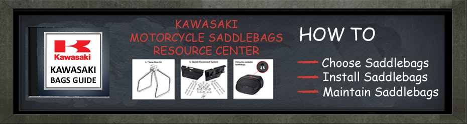 Kawasaki Vulcan Saddlebags Expert Guide