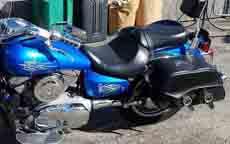 Rob's Kawasaki Vulcan Classic 1600 w/ Motorcycle Saddlebags