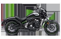 Kawasaki Vulcan S Cafe Motorcycle Saddlebags