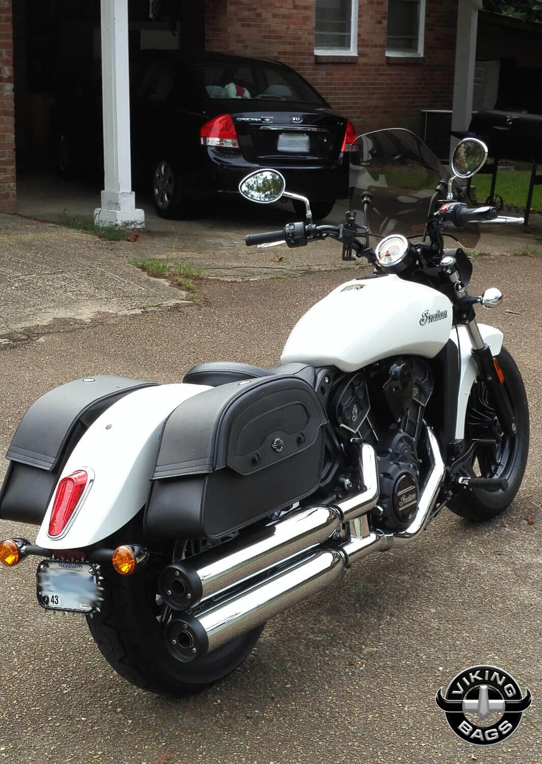 Indian Saddlebags  Shop Saddlebags for Indian Motorcycles