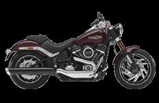 Harley Davidson Sport Glide Saddlebags