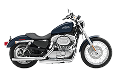 Harley Davidson Sportster 883 Low All Bags