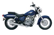 Suzuki Marauder and Intruder Saddlebags