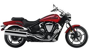 Yamaha Road Star Bags