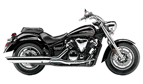 Yamaha V Star 1300 Classic Motorcycle Saddlebags