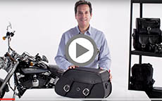 Yamaha V Star Pinnacle Motorcycle Saddlebags Review