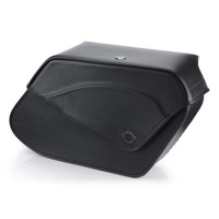 Viking Dyna Specific Large Saddlebag Main Image