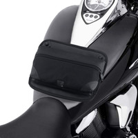 Indian Magnetic Bottom Large Motorcycle Tank Map Pouch