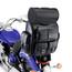 Harley Davidson Viking Classic Leather Motorcycle Tail Bag 1