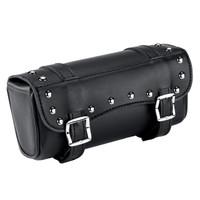 Harley Davidson Studded Motorcycle Fork Bag Main Image