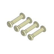 Chicago Bolts 32mm Pack of 4 - FD903575