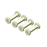 Chicago Bolts 24mm Pack of 4 - FD903576