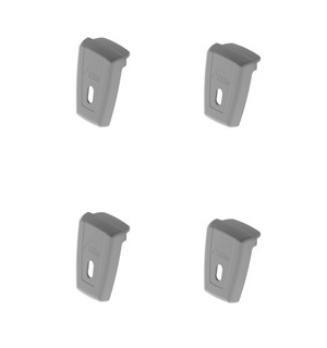 Line Tie off Cap Folding Frame Clothesline Pack of 4 - FD903585