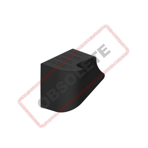 Lever Handle Slim Retracting 4 & 6 Black - FD901745