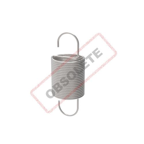 Product Lock Spring Slim Retracting - FD901741