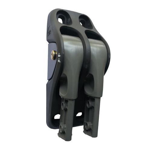 Double Arm Folding Frame Bracket Assembly Woodland Grey 80106644