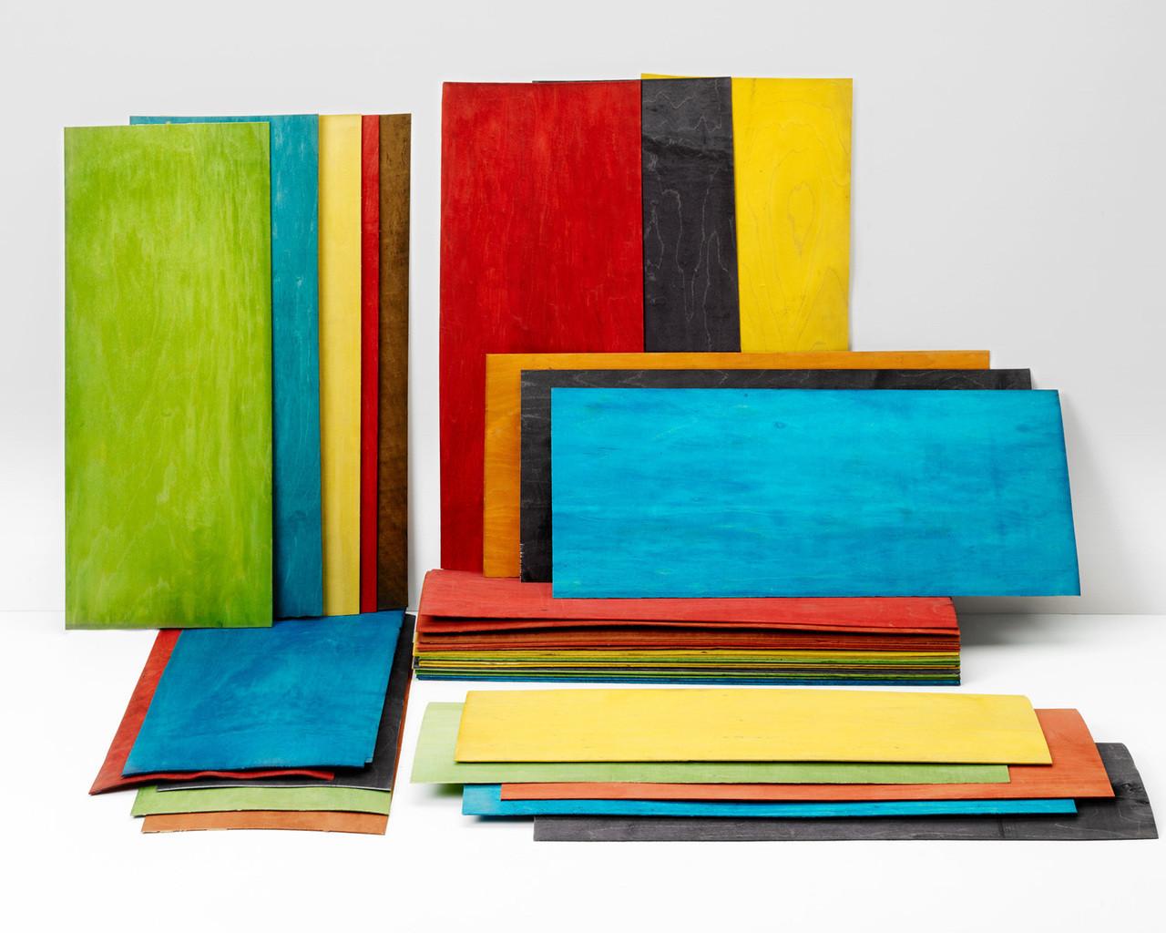 Color Veneer Sampler