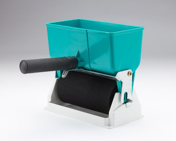 This handy device delivers a smooth layer of glue with double the surface coverage of our smaller rollers.