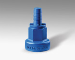 Made by Rockler to fit our Thin Air Press bags, this adapter connects to your electric vacuum pump for fast air removal.