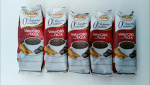 Spanish x 5 Valor Cao Hot Chocolate Powder Sugar Free 200G