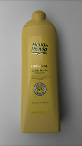 HENO DE PRAVIA SHOWER GEL 750ML  FROM SPAIN.