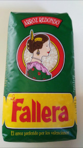 Authentic Spanish Rice Perfect for Paella 1kg La Fallera