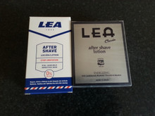 Lea Classic 100ml & LEA 0% Alcohol Stop Irritation 125ml Aftershave Lotion