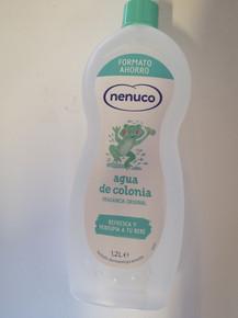 Nenuco Agua De Colonia 1200ml Spanish family Cologne XXL SIZE.
