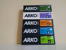 5 x 100ml Arko Shaving Creams from Turkey PICK YOUR OWN
