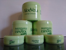 Body Cream with Aloe Vera Instituto Espanol 400ml X 3 PLUS x 3 Travel size.  Made in Spain.